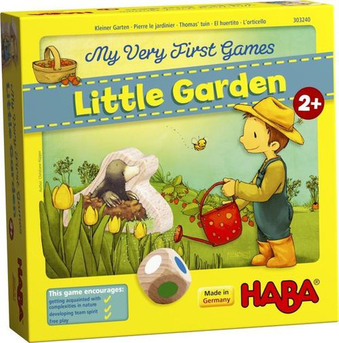 HABA My Very First Games Little Garden