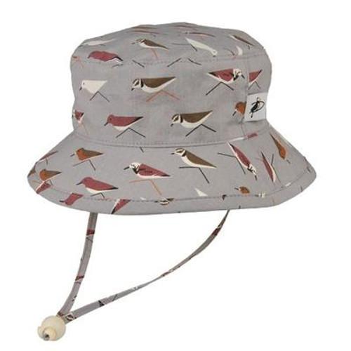 Puffin Gear Organic Cotton Camper Sun Hat - Sand Piper
