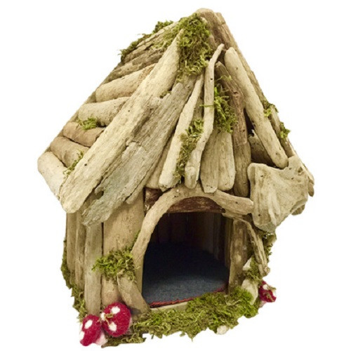 Papoose Woodland Fairy House - Medium ( WP074)