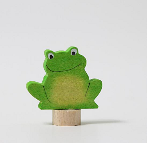 Frog 1 - Grimm's Birthday Ring Decoration