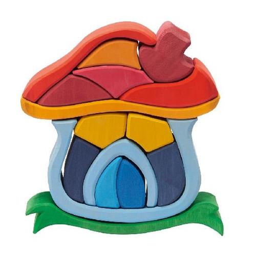 Glueckskaefer Mushroom House (523263)