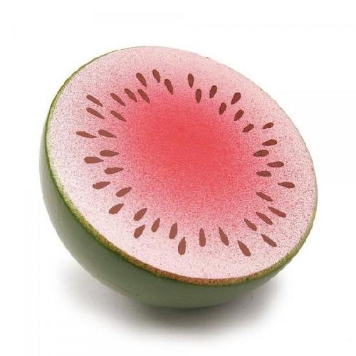 Erzi Wooden Watermelon Half