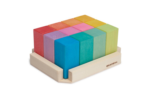 Ocamora Rectangular Prisms Coloured (PR1202)