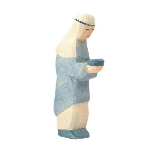 Ostheimer Nativity Figure - King Blue Oriental (41702)