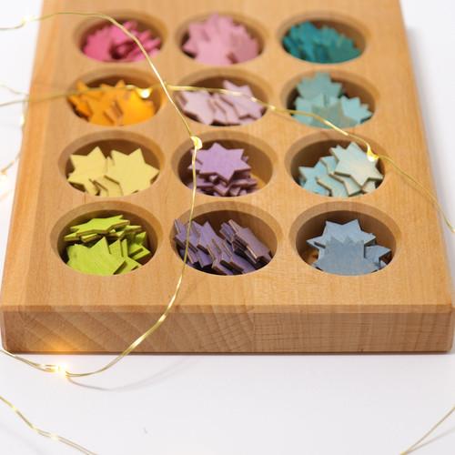 Grimm's Sorting Board Pastel