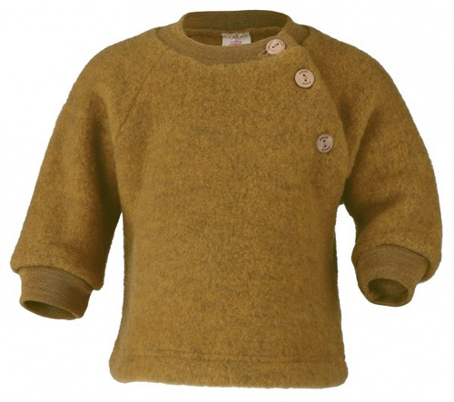 Engel Wool Fleece Raglan Sweater