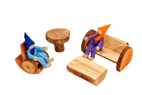 Magic Wood Small Livingroom
