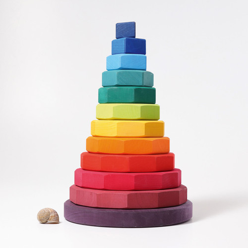 Grimm's Geometrical Stacking Tower