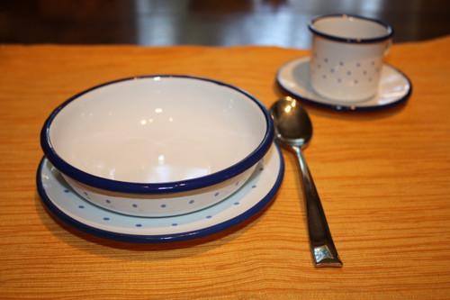 Size comparison, regular teaspoon