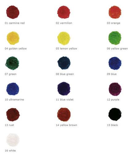 Stockmar Wax Crayons