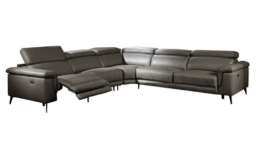 Hendrix Sectional Gray