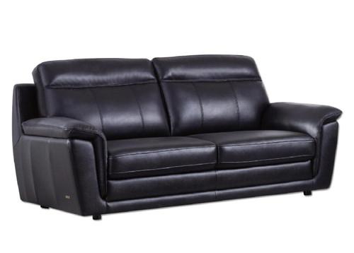 S210 Black Sofa