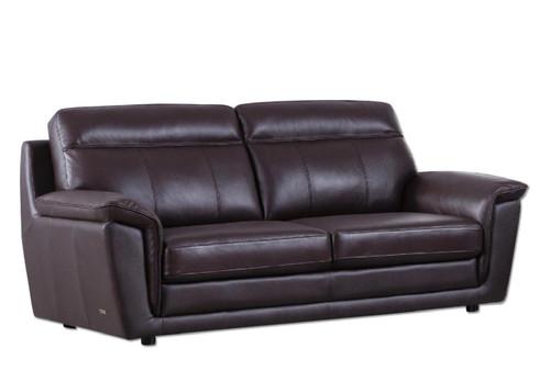 S210 Brown Sofa
