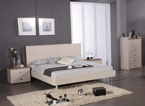 Charm Queen Bed