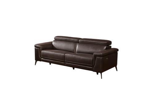 Hendrix Brown Sofa