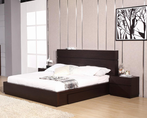 Loft Queen Storage Bed