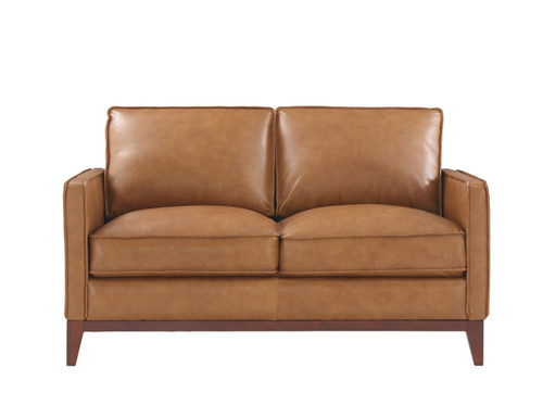 Harper Loveseat Saddle
