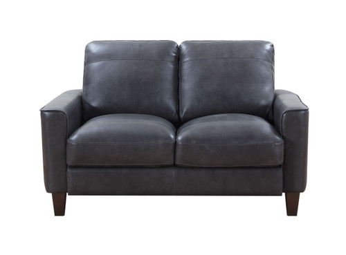 York Loveseat Grey