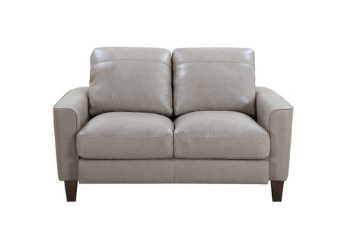 York Loveseat Taupe