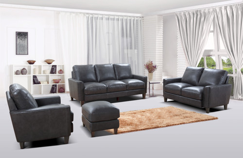 York Sofa Grey