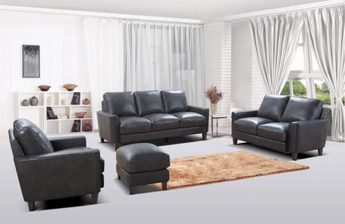 York Sofa Grey