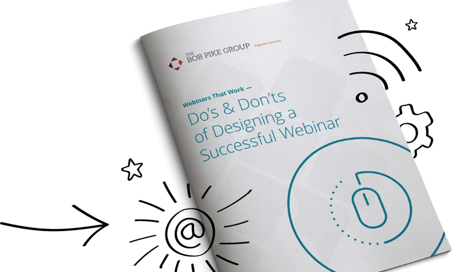 do's and don'ts of designing a successful webinar