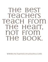 Speak from the Heart: Back to School/Teacher