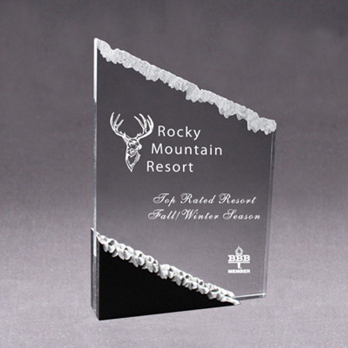 Frosted Mountain Award