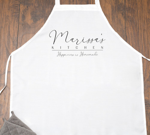 Personalized Kitchen Apron