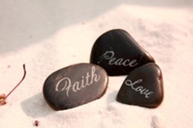 Inspirational Garden Stones