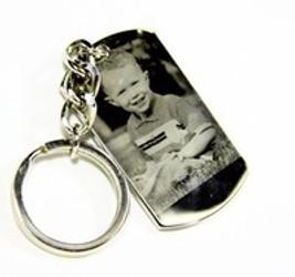 Photo Engraved Jewelry