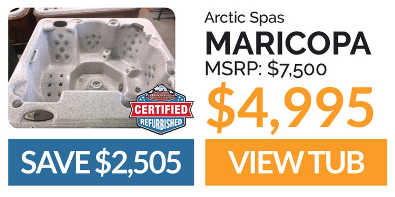 Maricopa Hot Tub $4995