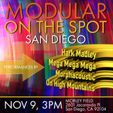 Modular on the Spot San Diego Nov 9th 2019