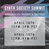 """Join """"Synth Society Summit"""" this Saturday and Sunday!!!"""