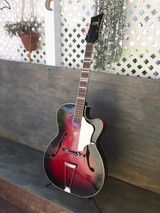 Hohner France, Holiday Archtop Jazz Guitar Vintage / Made in Germany c.1961(?)
