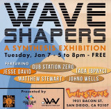 WAVE SHAPERS - A SYNTHESIS EXHIBITION!!!