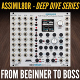 """Amazing tutorial video of """"Rossum Electro Assimil8or"""" module by Johno Wells..."""