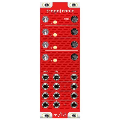 Trogotronic m12 / Detektor