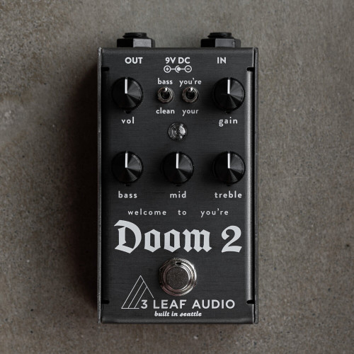 3Leaf Audio Doom 2