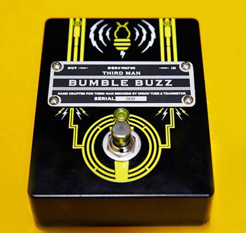 THIRD MAN RECORDS  BUMBLE BUZZ Octave Fuzz
