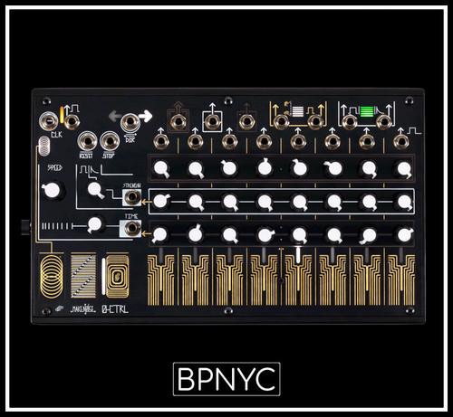 Make Noise 0-CTRL desktop controller/step sequencer