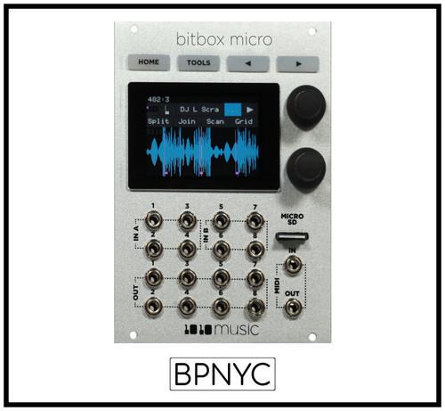 1010MUSIC  BITBOX Micro – Compact Sampling Module