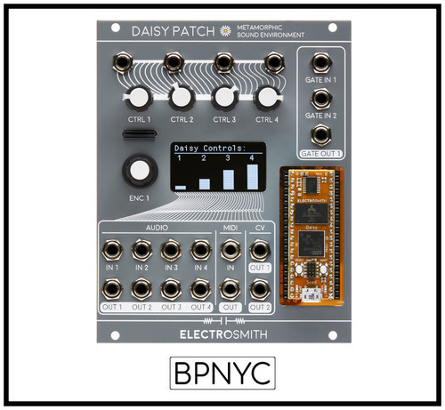 Electrosmith DAISY PATCH  Programmable DSP Platform