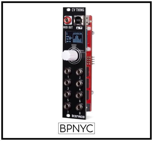 Befaco CV Thing -CV to MIDI converter