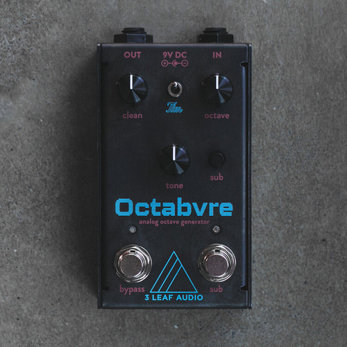3Leaf Audio Octabvre MKlll