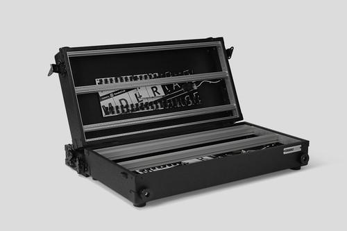 MDLR CASE 14U/126HP (power:85W) Portable Eurorack Modular Case Performer Series Pro