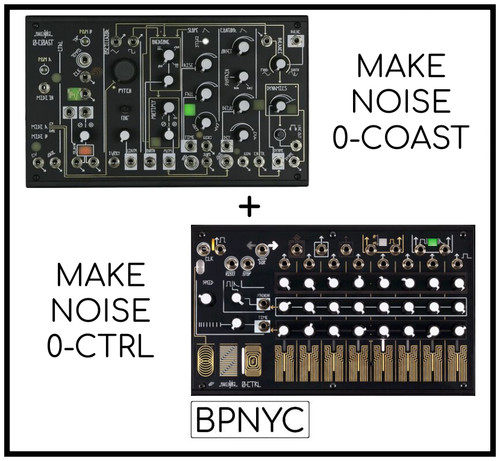 Make Noise   0-COAST + 0-CTRL