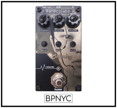 Maneco Labs Otterley - Reverb pedal