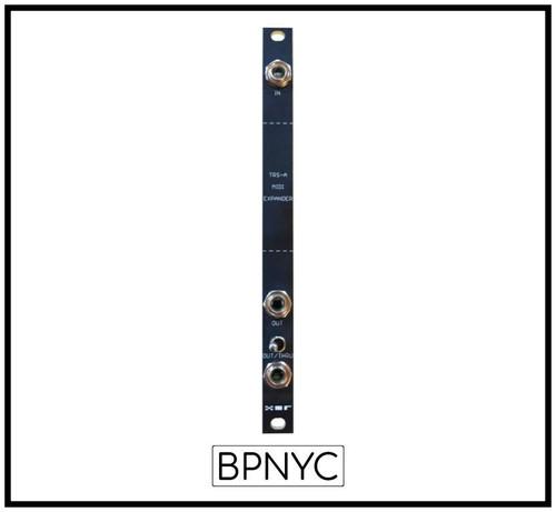 XOR Electronics NERD SEQ – 2HP TRS-A MIDI EXPANDER