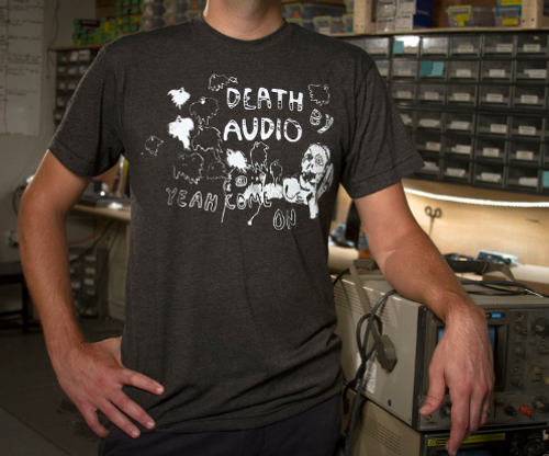 Death By Audio  T-shirts